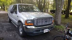 2001 Ford F-350 Powerstroke extended cab