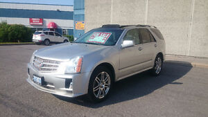 2008 Cadillac SRX Luxury Trim SUV, Crossover
