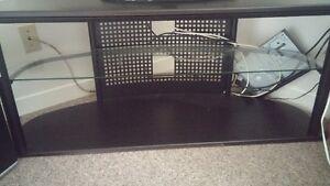 Corner unit tv stand