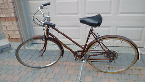 Raleigh Vintage Ladies Cruiser