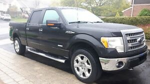 2013 Ford F-150 XTR Ecoboost Supercrew 6' Box Loaded $29,500 bo