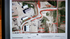 COMMERCIAL / INDUSTRIAL LAND FOR SALE IN DIDSUBRY(LOT #5)