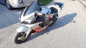 End of summer sale 2002 CBR F4i