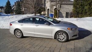 2015 Ford Fusion SE - lease takeover