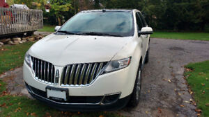 2012 Lincoln MKX SUV, Crossover
