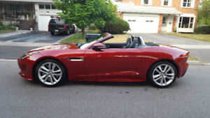 2016 Jaguar F-Type S AWD Convertible
