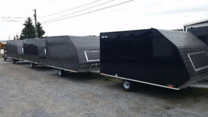 The Best Prices on 2 Place Snowmobile/ATV Trailers.