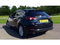 2017 Mazda 3 2.2d Sport Nav 5dr Manual Diesel Hatchback
