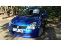 2007 (57)Suzuki Swift 1.3 ( 91bhp ) GL - 74,000 Miles!