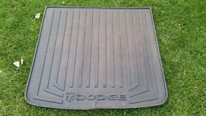 Dodge Journey cargo tray liner mat