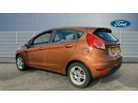 2013 Ford Fiesta 1.6 Zetec 5dr Powershift Petrol Hatchback Auto Hatchback Petrol