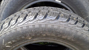 Studded Tires