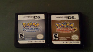 Pokemon heart gold and soulsilver