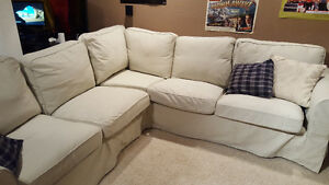 Ektorp Ikea Sectional Couch