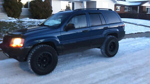 2002 Jeep Grand Cherokee SUV, Crossover