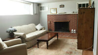 Two Bedroom Basement suite available Utilities incl. July 1st