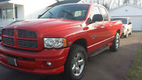 "2003 Dodge Ram 1500 Laramie Pickup Truck - 4X4 - 20"" Tires"