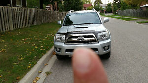 2008 Toyota 4runner  well maintained