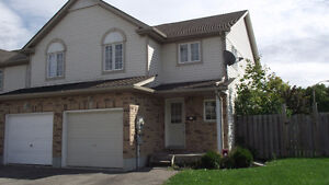 End unit townhouse with 3 Bedroom close to mall and highway acc!