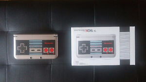 3DS XL NES edition - nintendo - good condition - complete in box