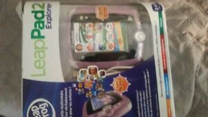 French leap pad2 explorer.  New