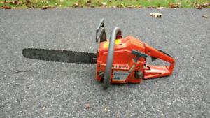 Scie mécanique Husqvarna 45