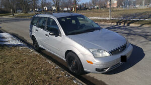 2005 Ford Focus Wagon swap for  SUV or F150