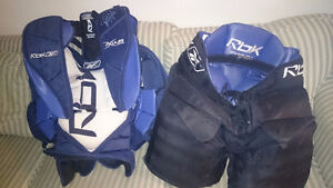 RBK Chest protector and pants!