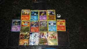 Pokemon collectable cards