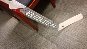 NHL Cam Ward Signed GU Goalie Hockey Stick or Bobblehead