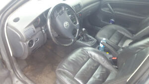 2005 Volkswagen Passat tdi GLS Wagon,2.0L,5-speed,man