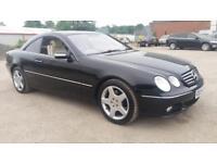 Mercedes-Benz CL500 5.0 auto - 2004 04-REG - 7 MONTHS MOT