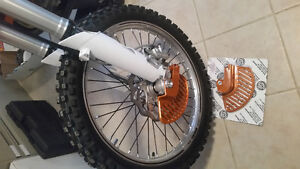 KTM Front Disc Guard by Bullet Proof Design
