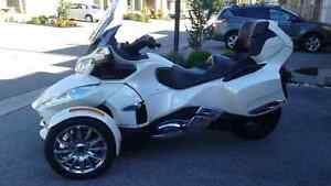 2013 Can Am Spyder RT LTD