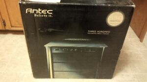 Antec PC Gaming Computer Case, New in the Box!