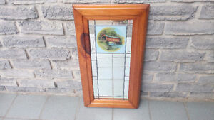 VINTAGE COUNTRY STYLE WALL MIRROR