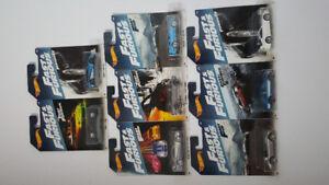 Fast & Furious Hot Wheels set (8 car set) $25
