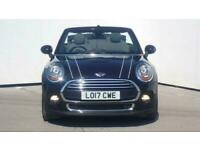 2017 MINI Convertible 1.5 Cooper 2dr [Pepper Pack] Sports petrol Manual