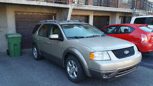 2006 Ford FreeStyle/Taurus X