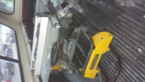 Selling dewalt table saw and stand