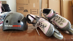 Roller blades for sale - Almost new
