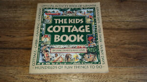 The Kids Cottage Book Official Activity Book of Summer