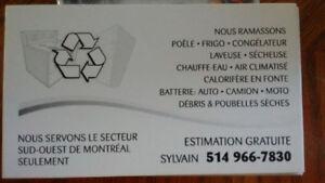 Recyclage Métaux & Voyages Eco-Centre