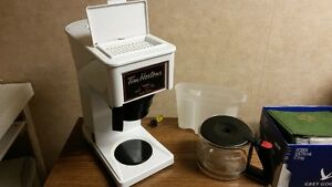 Original Tim Horton's Bunn Coffee Maker