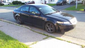 2004 Acura TL Sedan for parts or repair