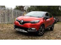 2015 Renault Captur 1.5 dCi 90 Signature Energy 5d Manual Diesel Hatchback