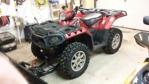 POLARIS ATV SALVAGE