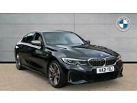 2021 BMW 3 Series M340i xDrive Saloon Saloon Petrol/Electric Hybrid Automatic