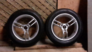 Roues Spyder