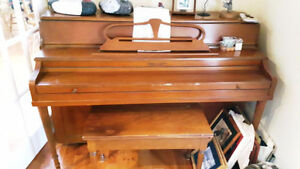 Apartment Sized Piano